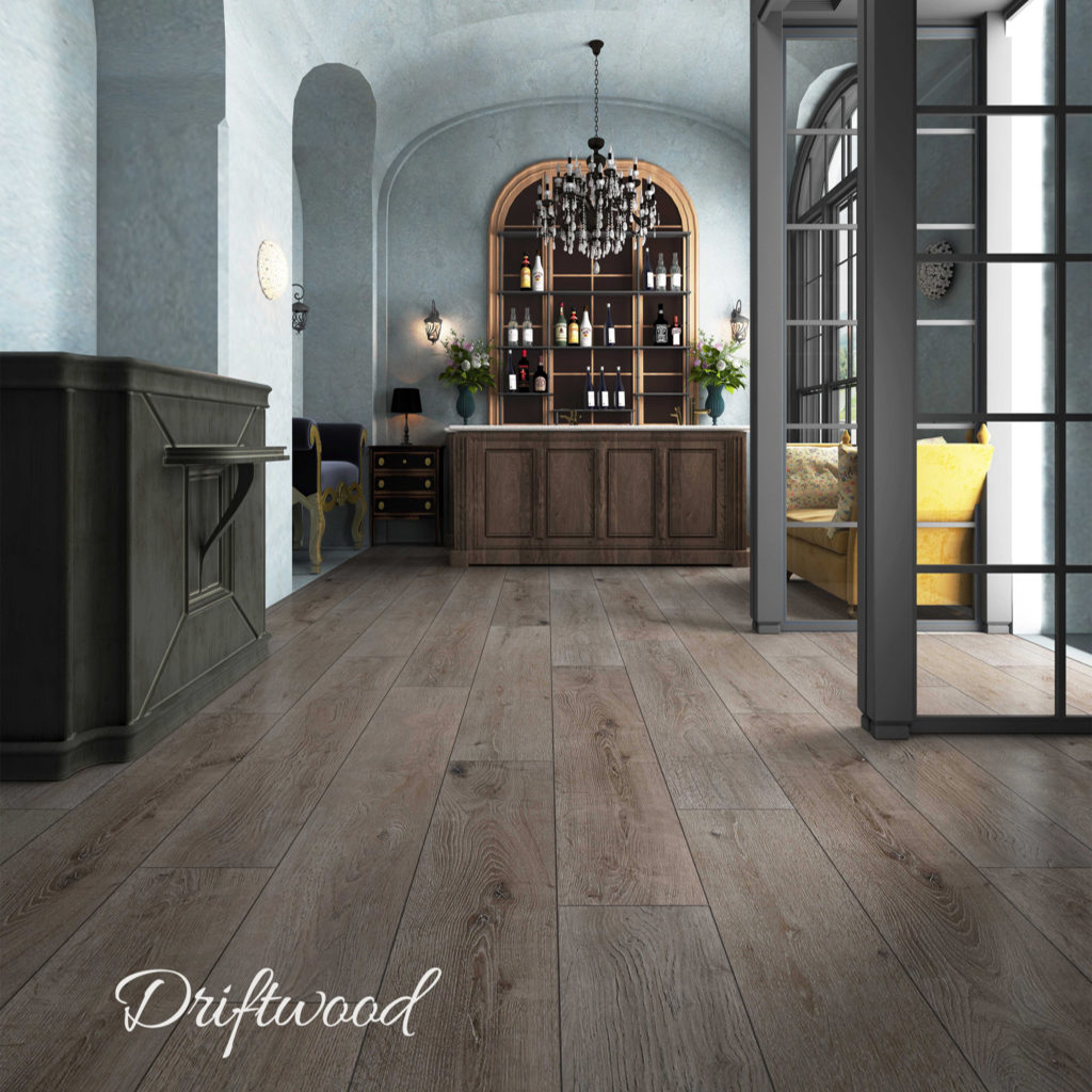 Gulf Coast WPC Antique | Anchor Floor and Supply Flooring Driftwood