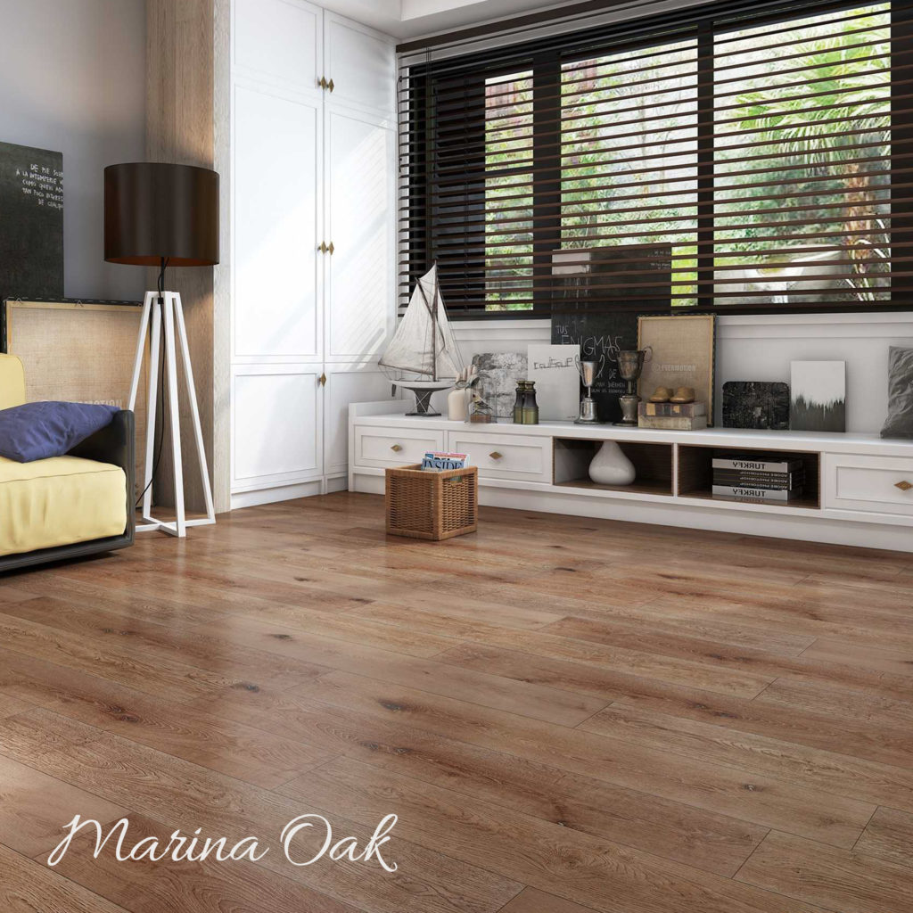 Gulf Coast WPC Antique | Anchor Floor and Supply Flooring Marina Oak
