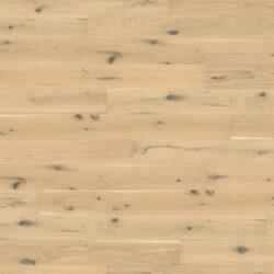 Parquet 2500 TC Plank 1 Strip 2V Universal Brushed PermaDur Urethane Oak Light White